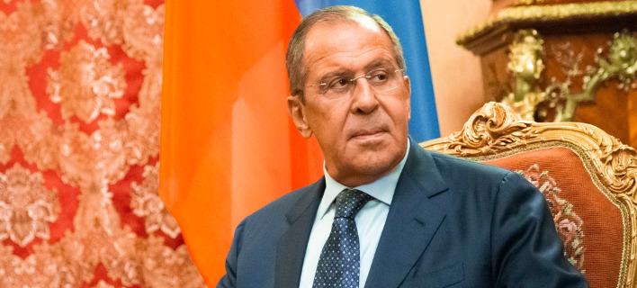 Λαβρόφ: Η Ρωσία θα συνεχίσει τους βομβαρδισμούς στην Ιντλίμπ