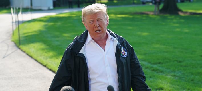 Ο Ντόναλντ Τραμπ/ Φωτογραφία AP images