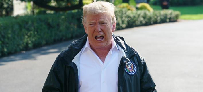 O Nτόναλντ Τραμπ/ Φωτογραφία AP images