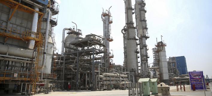 Πετρελαϊκές κυρώσεις, φωτογραφία: apimages
