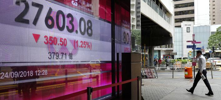 Το Πεκίνο καταγγέλλει για εμπορικό εκφοβισμό την Ουάσινγκτον, φωτογραφία: apimages