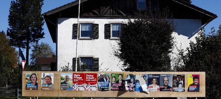 Σήμερα διεξάγονται εκλογές στη Βαυαρία, φωτογραφία: apimages