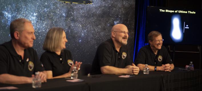 New Horizons (Νέοι Ορίζοντες), φωτογραφία apimages