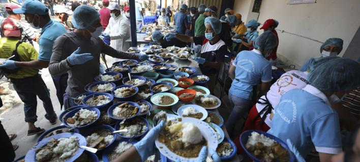Βενεζουέλα: Ο Μαδούρο απορρίπτει ανθρωπιστική βοήθεια 100 εκατ. δολαρίων από 25 χώρες