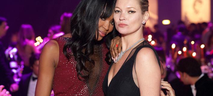 Σαρωτικές αλλαγές στη βρετανική Vogue -Ναόμι και Κέιτ Μος αναλαμβάνουν χρέη συντάκτη