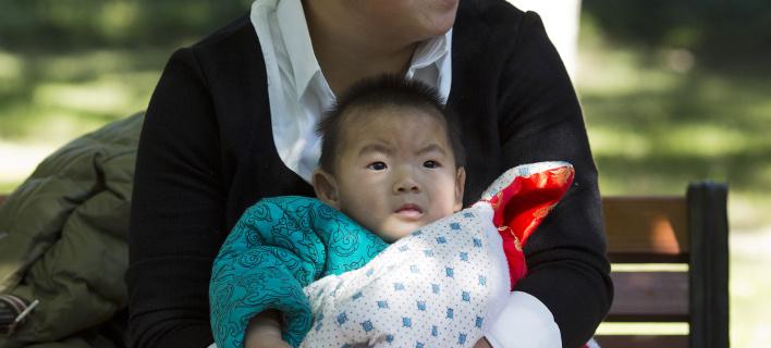 Τερματίζεται η πολιτική του ενός παιδιού που ίσχυε για δεκαετίες, φωτογραφία: apimages
