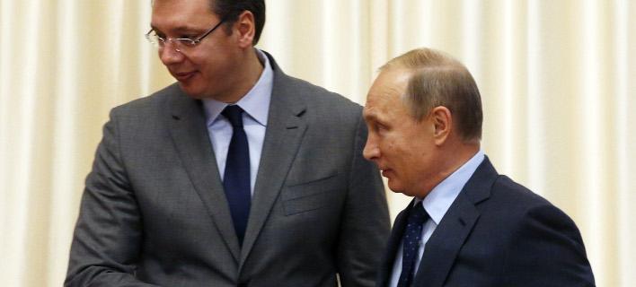 Οι σχέσεις των δύο χωρών χαρακτηρίζονται άριστες, φωτογραφία: AP Images