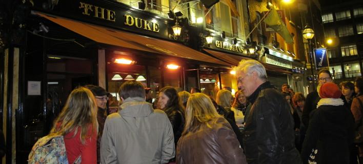 Μ. Παρασκευή σήμερα για Καθολικούς και στην Ιρλανδία θα σερβίρουν αλκοόλ μετά από 90 χρόνια απαγόρευσης