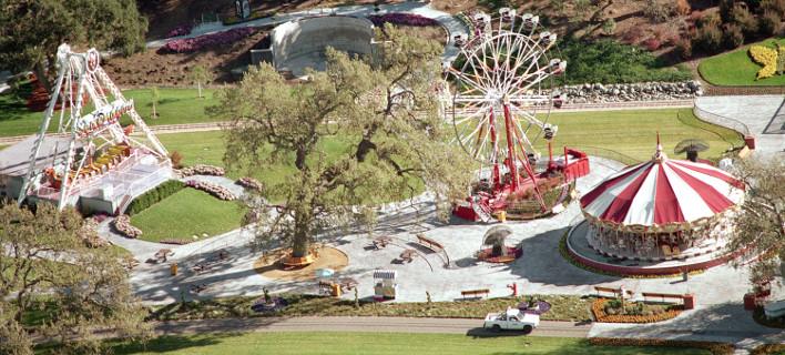 Η αξία της Neverland εκτιμάται στα 100 εκατ. δολάρια, φωτογραφίες: AP images