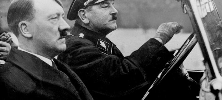 Χρησιμοποιήθηκε από τον Χίτλερ για μια θριαμβευτική παρέλαση στο Βερολίνο, φωτογραφίες: AP Images