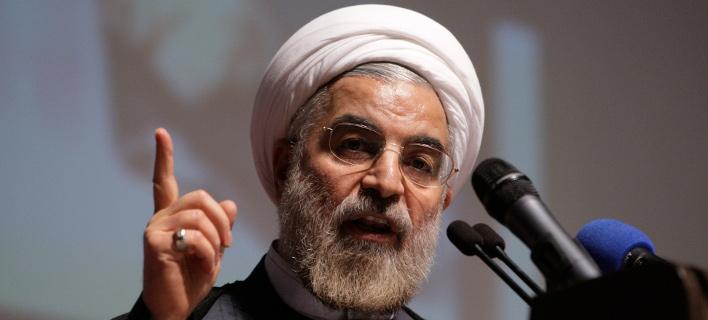 ο πρόεδρος του Ιράν/Φωτογραφία: AP
