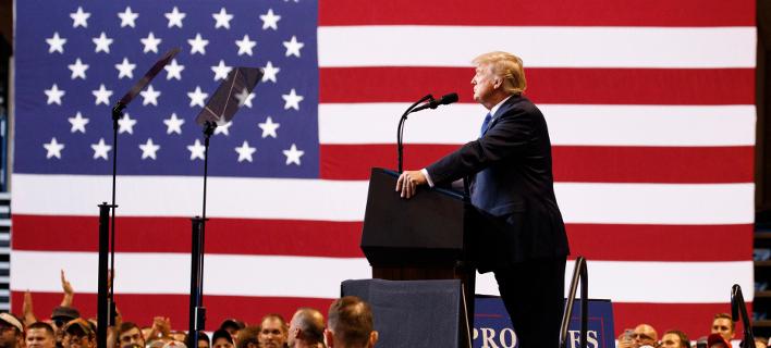 Ντόναλντ Τραμπ, Φωτογραφία: AP