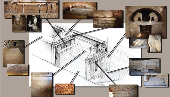 Ο πόλεμος των αρχαιολόγων για τα μυστικά του τάφου της Αμφίπολης
