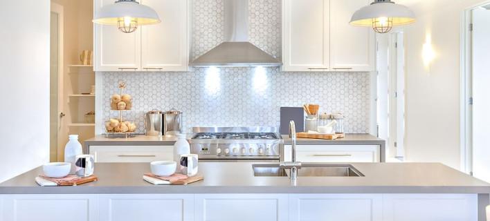 Μια μοντέρνα κουζίνα, Φωτογραφία: Shutterstock