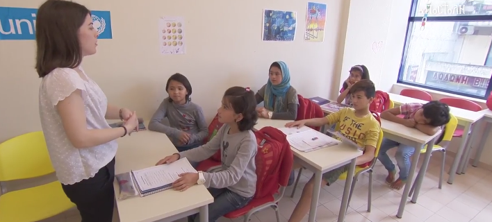 Το συγκινητικό βίντεο της «Αποστολής» για τα παιδιά του κόσμου