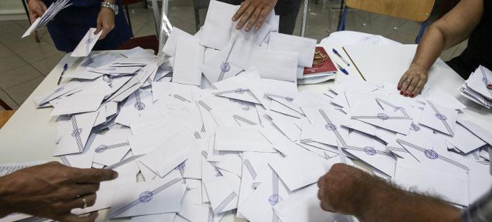 ΣΥΡΙΖΑ 35,47%, ΝΔ 28,09% -Αναλυτικά τα αποτελέσματα και των 19 κομμάτων