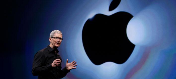 Ο CEO της Apple, Τιμ Κουκ. Φωτογραφία: AP
