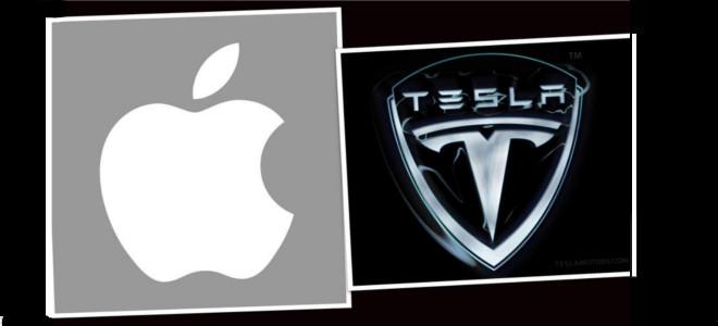 Η Apple καλοβλέπει την Tesla;