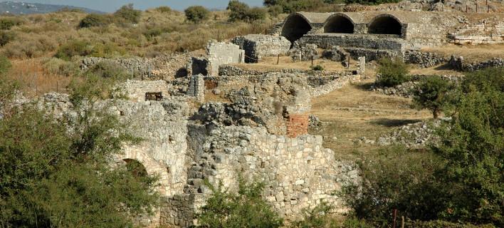 Ανασκαφή στην αρχαία Απτερα