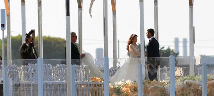 Γάμος εκατομμυρίων στην Ιταλία-  Φωτογραφία: Splash / Ideal Image