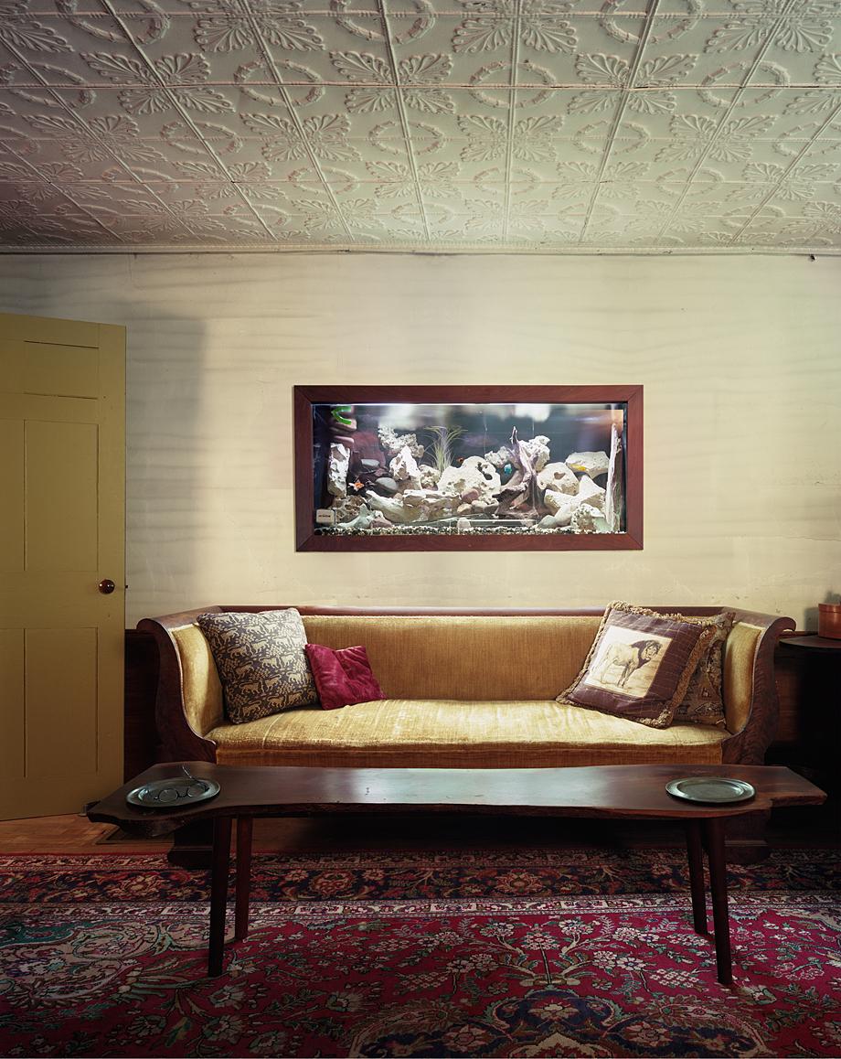 Τα υπέροχα αλλόκοτα εσωτερικά σπιτιών της Sarah Malakoff [εικόνες]