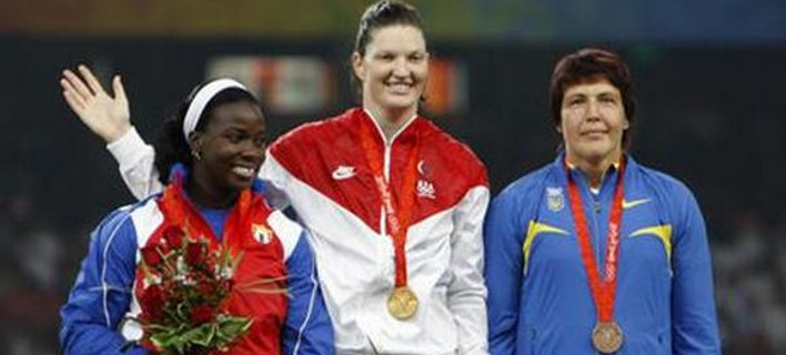 Αφαίρεσαν μετάλλιο από Ολυμπιονίκη, η οποία το είχε... πουλήσει