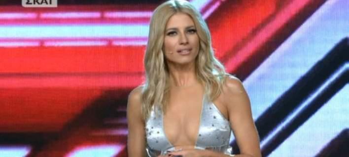 Η Αραβανή παρουσιάστρια του «Ελλάδα έχεις ταλέντο» στον ΣΚΑΪ