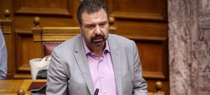 O υπουργός Αγροτικής Ανάπτυξης, Σταύρος Αραχωβίτης/Φωτογραφία: Eurokinissi