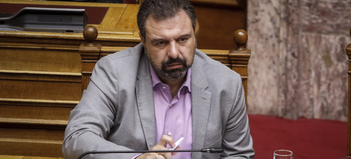 O υπουργός Αγροτικής Ανάπτυξης και Τροφίμων, Σταύρος Αραχωβίτης / Φωτογραφία:EUROKINISSI/ΓΙΩΡΓΟΣ ΚΟΝΤΑΡΙΝΗΣ
