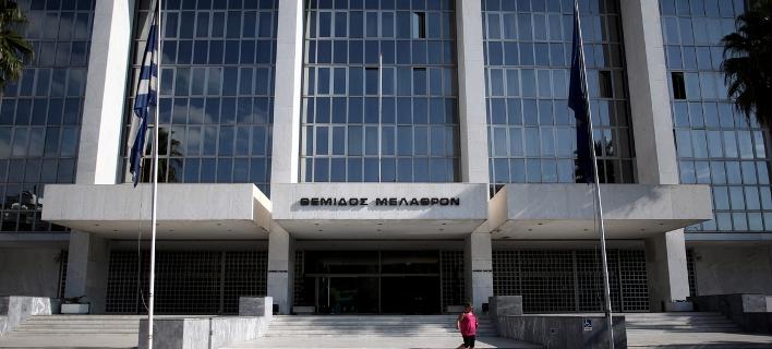 Πειθαρχική ποινή σε αρεοπαγίτη -Φωτογραφιά αρχείου: Menelaos Myrillas / SOOC