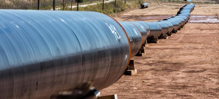 Με βυτιοφόρα η μεταφορά φυσ. αερίου σε περιοχές εκτός δικτύου (Φωτογραφία: ΜΟΤΙΟΝΤΕΑΜ/ ΒΕΡΒΕΡΙΔΗΣ ΒΑΣΙΛΗΣ)