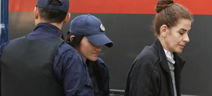 Σε φυλάκιση 4 ετών καταδικάστηκε η Αρετή Τσοχατζοπούλου / INTIMENEWS: ΛΙΑΚΟΣ ΓΙΑΝΝΗΣ