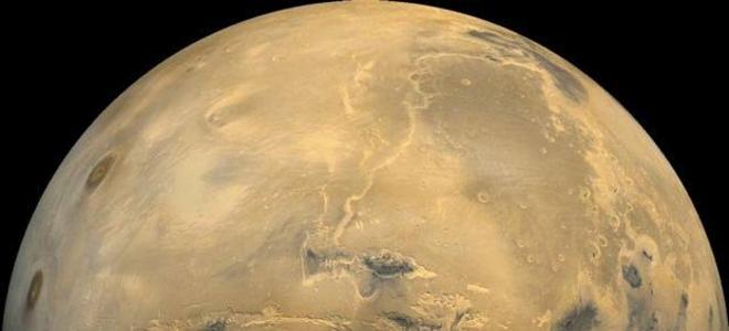 Εκτός από τη Γη, τεκτονικές πλάκες έχει και ο πλανήτης Αρης!