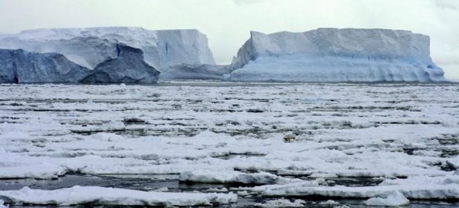 Τον κώδωνα του κινδύνου κρούουν οι επιστήμονες-Μείωση ρεκόρ του πάγου της Αρκτικ