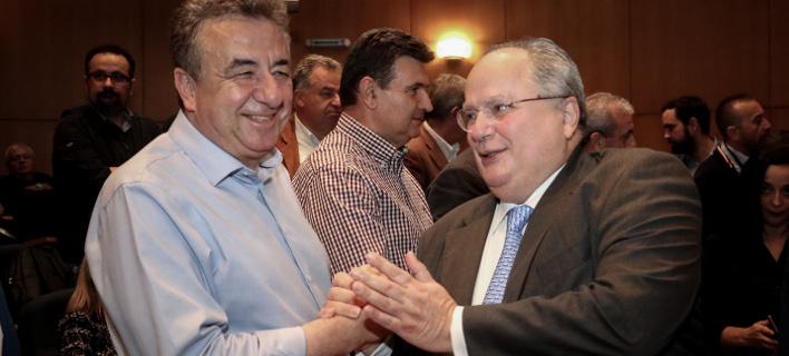 Ο Κοτζιάς στηρίζει την υποψηφιότητα του Σταύρου Αρναουτάκη για την περιφέρεια Κρήτης