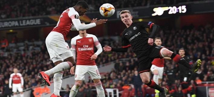 Κέρδισε με 3-0 η Αρσεναλ και προκρίθηκε /Φωτογραφία: AP