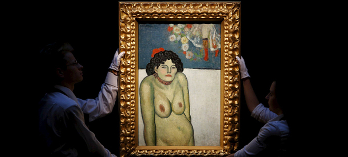 Τα 15+1 πιο ακριβά έργα τέχνης του 2015 -Ενα χρυσό χρηματιστήριο [εικόνες]