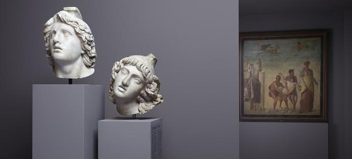 «Μια νύχτα γεμάτη εmotions» από το Μουσείο Ακρόπολης και το Ίδρυμα Ωνάση, φωτογραφία: GiorgosVitsaropoulos