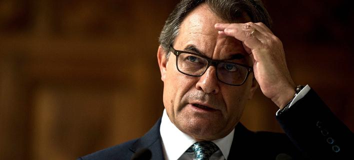 Πλήγμα για τον Αρτούρ Μας: Δεν μπορεί να σχηματίσει κυβέρνηση στην Καταλονία