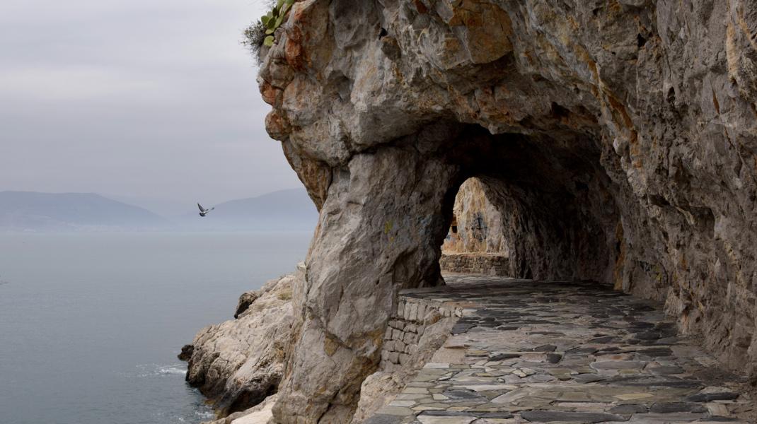 Μια γωνιά από τον «Γύρο της Αρβανιτιάς» στο Ναύπλιο -Φωτογραφία: Eurokinissi-ΠΑΠΑΔΟΠΟΥΛΟΣ ΒΑΣΙΛΗΣ