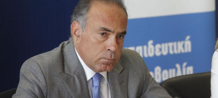 Η κυβέρνηση αντίθετη με κάθε έννοια αριστείας, δήλωσε ο κ. Αρβανιτόπουλος (Φωτογραφία: EUROKINISSI/ΧΡΗΣΤΟΣ ΜΠΟΝΗΣ)