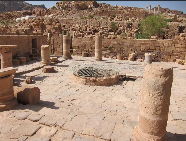 αρχαιολογικούς χώρους
