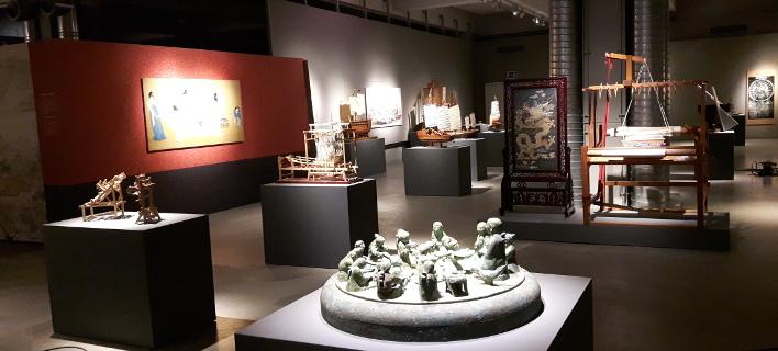«Αρχαία Κινέζικη Επιστήμη και Τεχνολογία»