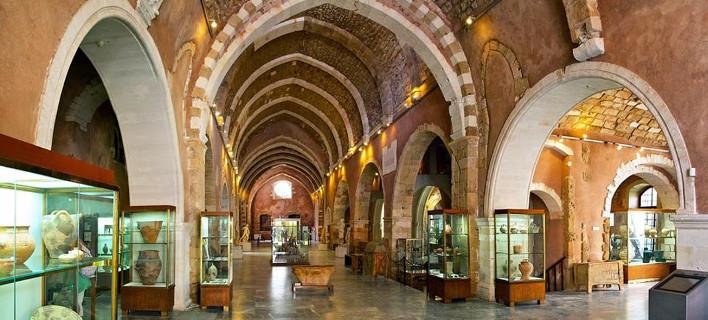 Αρχαιολογικό μουσείο Χανίων /Φωτογραφία: chaniamuseum.culture.gr