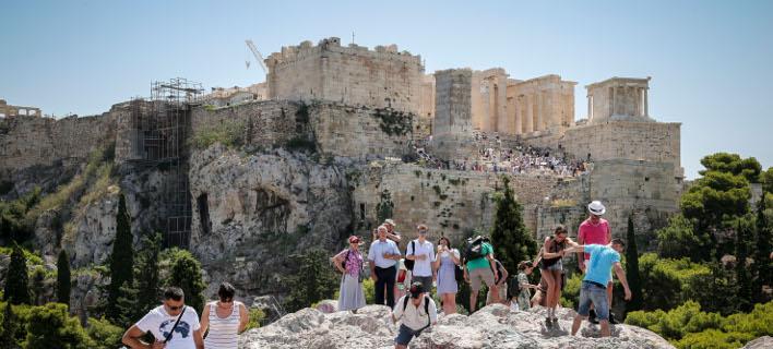 Ακρόπολη/Φωτογραφία: Eurokinissi/ΒΑΣΙΛΗΣ ΡΕΜΠΑΠΗΣ