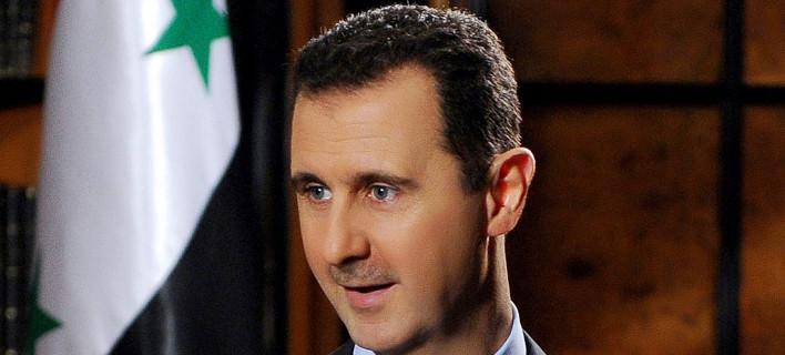 Ο Ασαντ προειδοποιεί για ολοκαύτωμα στη Μέση Ανατολή, αν δεν πετύχει η επέμβαση της Ρωσίας