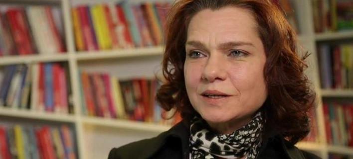 Η αυτοεξόριστη στη Γερμανία Τουρκάλα συγγραφέας Ασλί Ερντογάν (Φωτογραφία: Facebook)
