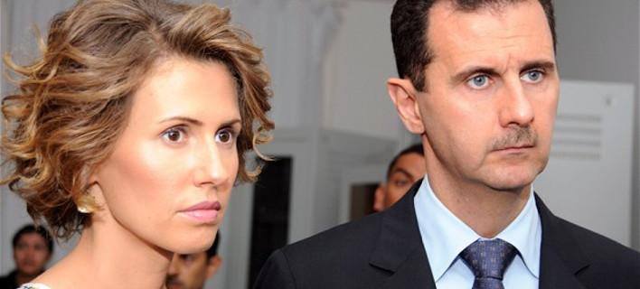 Η σύζυγος του Ασαντ δέχεται προτάσεις να εγκαταλείψει τη Συρία [εικόνες]
