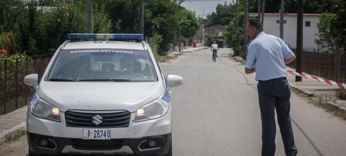 Αστυνομία/Φωτογραφία: Eurokinissi/ΘΑΝΑΣΗΣ ΚΑΛΛΙΑΡΑΣ
