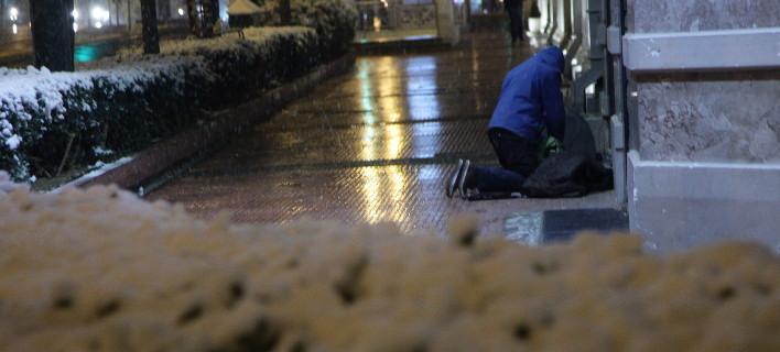 Μέτρα για τους άστεγους στην Αθήνα ενόψει της κακοκαιρίας